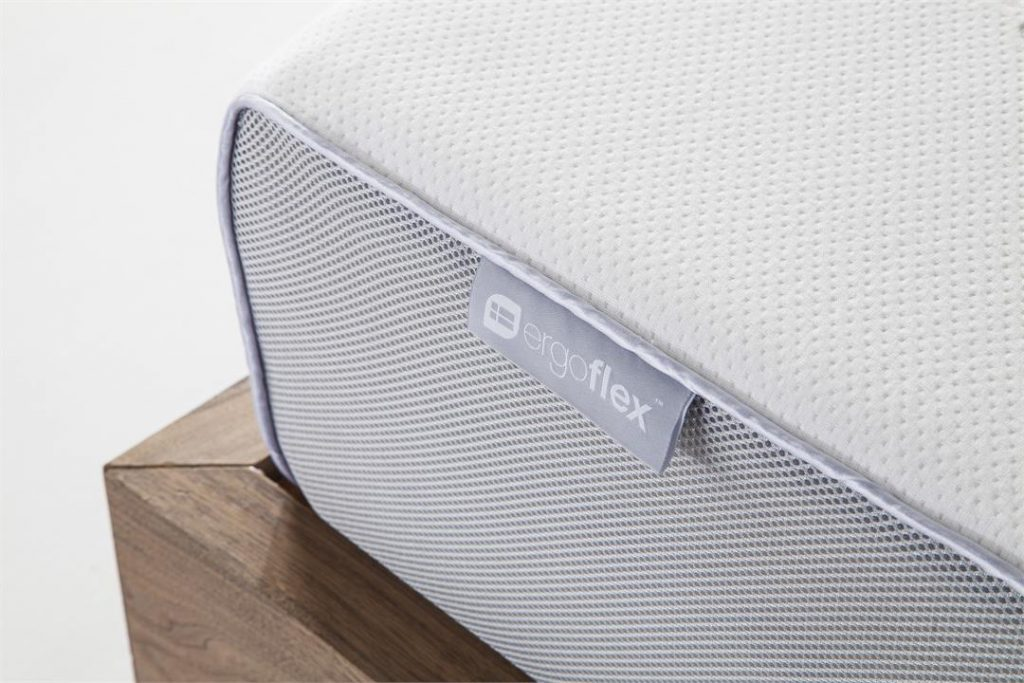 Ergoflex mattress material review